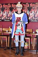 Moschino Couture Looney Tunes Jeremy Scott Sylvester Hooded Dress Kim Jonghyun