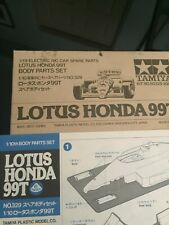 Tamiya 1:10th Lotus Honda body parts set