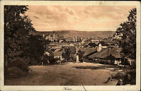 Kosice Großkositz alte s/w Postkarte ~1920/30 Gesamtansicht Blick über die Stadt