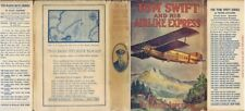 Tom Swift and His Airline Express, Victor Appleton, 1926 Vintage Children's Book