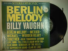 33 RPM Vinyl Billy Vaughn Berlin Melody Dot DLP25396 011915KME