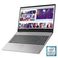 "NEW Lenovo IdeaPad 15.6"" Intel Core i3-8145 3.9GHz 8GB RAM 128GB SSD Win10 Gray"