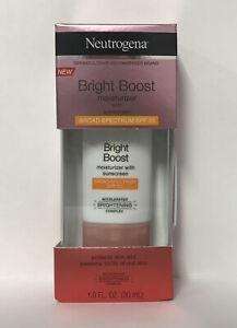Neutrogena Bright Boost Moisturizer W/ Sunscreen-Broad Spectrum SPF 30-1oz.