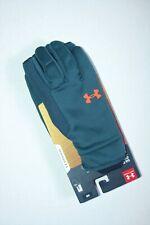 NWT Under Armour Men's Elements Gloves Blue