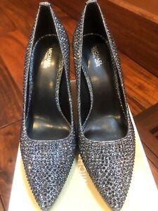 Michael Kors Dorothy Flex Pump Glitter Size 7