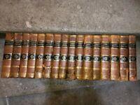 Oeuvres Complètes du Chancelier d'Aguesseau - 1819 - (16 Forts Volumes)