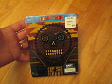 ZOMBIELAND BLU-RAY RARE Steelbook EDITION NEW  US VERSION  NEW FACTORY SEALED