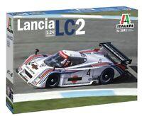ITALERI 3641 1/24 LANCIA LC2 MARTINI (PLASTIC KIT) INSTANT CLASSIC model hobby