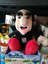 The SMURFS Movie - Talking Gargamel Plush