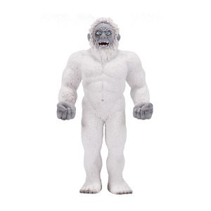 Mojo YETI Fantasy action toys figure play models mythical creature
