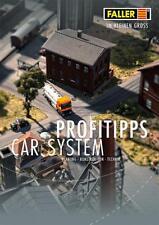 FALLER 190847 Handbuch Profitipps Car System NEU OVP