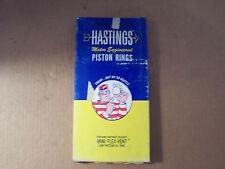 Hastings 2M5663 +.020 Piston Ring set for GMC Chevrolet Olds,Pontiac AMC Jeep
