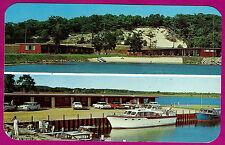 1958 Edsel 1956 DeSoto Dodge 1959 57 Oldsmobile Cars Moonlite Motel Manistee Mi