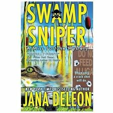 Swamp Sniper A Miss Fortune Mystery Volume 3