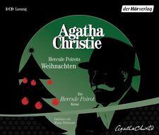 Christie Agatha-Hörbücher und Hörspiele CD Format