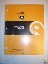 John Deere 450Lc Excavator Operator's Manual