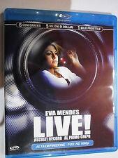LIVE! ASCOLTI RECORD FILM IN BLU-RAY NUOVO DA NEGOZIO ANCORA INCELLOFANATO AFFAR