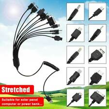 Fast USB Charging Cable Universal 10 in 1 Multi Function Cell Phone Cord Charger