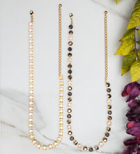 8.5mm | Classic 38 Setting DIY Necklace Base | Three Pieces (EN 205)