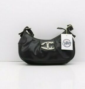 Sac Cavalli Vintage D'Occassion (Cod.DPS2056) Cuir Noir Femme