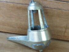 rare lampe à huile en bronze