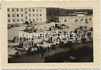 Garnison WK2 technische Ausruestung Krupp Protze  Kaserne Ostpreusen 10x15cm