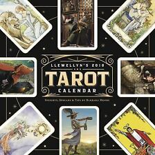 Llewellyn's 2018 Tarot Calendar: Insights, Spreads, and Tips - BRAND NEW!