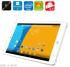 32Gb Chuwi Hi8 Dual OS Windows 10 + Android Tablet: 8 Inch IPS Screen: OTG USB