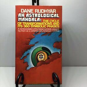 Astrological Mandala by Dane Rudhyar 1974, First Edition