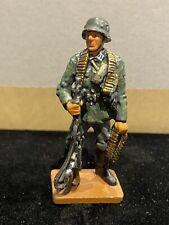 Del Prado Men at War Warrant Officer Blitzkrieg Germany 1934 1:32 Lead Soldier