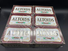 Altoids Strong Mints, Cinnamon, Pack of 12.  Free Shipping.  Expires In 2023.