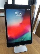 iPad Mini 4 A1550 Wi-Fi + Cellular 4G 16GB Space Grey Retina IOS 12.1