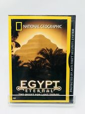 New National Geographic - Egypt Eternal (DVD, 2002)