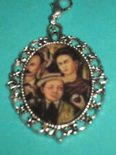 """""""FRIDA & DIEGO""""  SINGLE CHARM WITH LOBSTER CLAW CLASP-PENDANT"""