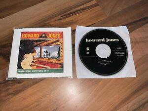 HOWARD JONES I.G.Y. 1993 GERMANY promo collectors CD single