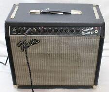 "1980's Vintage FENDER ""Sidekick Reverb 65"" Guitar Amp Amplifier w/Footswitch"