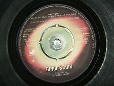 "RINGO STARR - Only You 7"" 1974 EMI R6000"