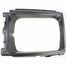 New Passenger Side Headlight Door For Toyota Pickup 1987-1988 TO2513107