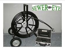 Battery Powered Ac Sewereye Sewer Cameras Pipe Video Inspection Camera System