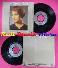 LP 45 7'' LIO Mona lisa Baby lou 1982 france ARABELLE 104 685 no cd mc dvd