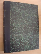 LE TOUR DU MONDE par Charton  1er  semestre 1875  Journal des voyages  Gravures
