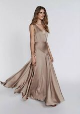 NEW Free People X Fame And Partners Essie Maxi Dress Size 2 Showstopper Gown