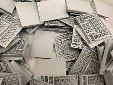 LEGO 4515 - NEW Light Grey 6x8 Smooth Slope Tile - 1 Piece Per Order