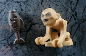 Gollum minifigure - Lego Lord of the Rings