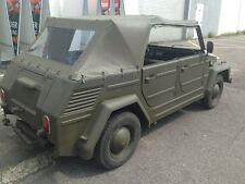 VW 181 Kübel Verdeck NEU Oliv Grün RAL6014 Gelboliv