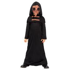 Child Kids Plague Doctor Halloween Long Nose Steampunk Fancy Dress Costume