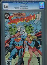 Supergirl #21 CGC 9.6 (1984) Only 4 Copies Higher @ 9.8