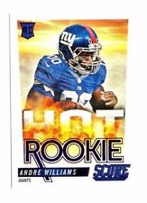 Andre Williams 2014 Panini Score, Hot Rookie, Football Card !!