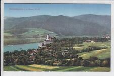 AK Schönbühel a. D. mit Schloß, 1912