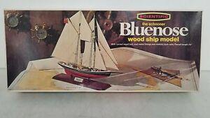 Scientific Bluenose The Schooner Wood Ship Model